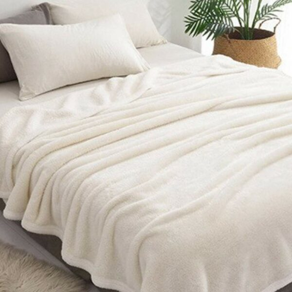 buy lambskin blanket