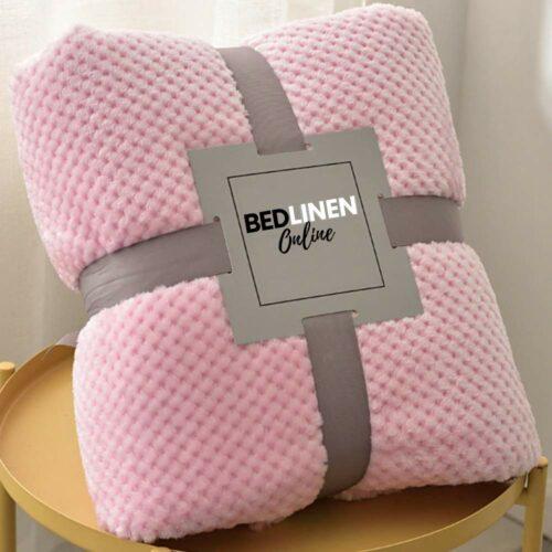buy plush blanket online