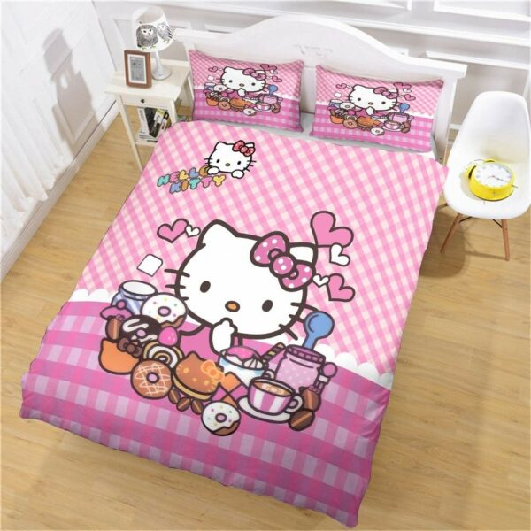 buy hello kitty bed sheets online